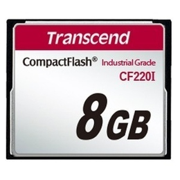 Compact Flash 8Гб Transcend 220X Industrial