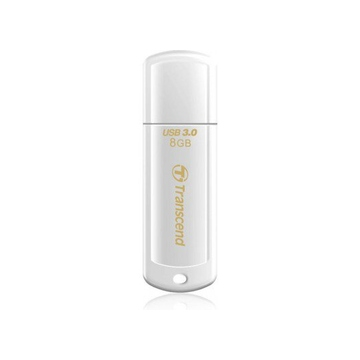 Флешка USB 3.0 Transcend Jetflash 730 8 GB White
