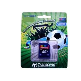 SDHC 08Гб Transcend Класс 10 EC (Euro Cup edition)