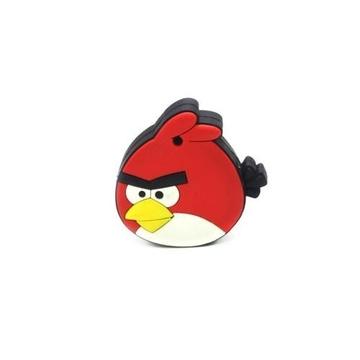 Оригинальная подарочная флешка Present ANIMAL69 16GB Red (angry birds)