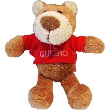 Оригинальная подарочная флешка Present ANIMAL76 16GB (медведь в красной футболке)