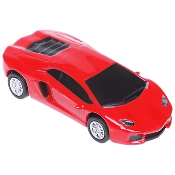 Оригинальная подарочная флешка Present CAR21 64GB Red (Lamborghini)