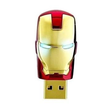 Оригинальная подарочная флешка Present MEN19 32GB (железный человек Mark IV, без блистера)