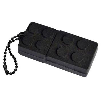 Оригинальная подарочная флешка Present ORIG08 02GB Black (флешка-конструктор LEGO)