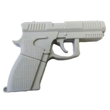 Оригинальная подарочная флешка Present ORIG101 16GB Grey (пистолет ПМ, без блистера)