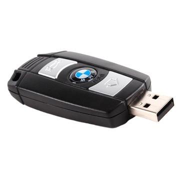 Оригинальная подарочная флешка Present ORIG34-2 128GB (флешка ключ-брелок от BMW)