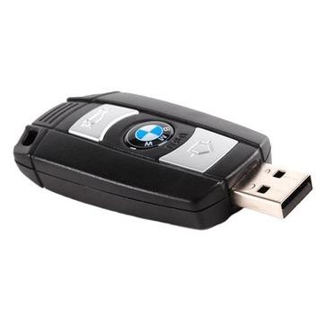 Оригинальная подарочная флешка Present ORIG34-2 64GB (флешка ключ-брелок от BMW)