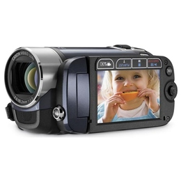 Цифровая видеокамера Canon FS200 Blue