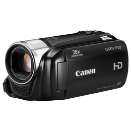 "Видео камера цифровая Canon LEGRIA HF R28 (Full HD CMOS, 3,28Mp, 28x, 3.0"""", 32Gb int., DXC/SDHC/SD (2шт), BP-110)"