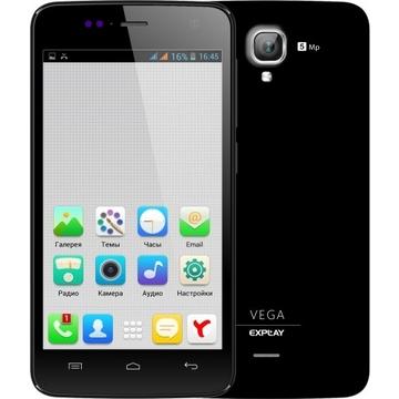 Explay Vega Black