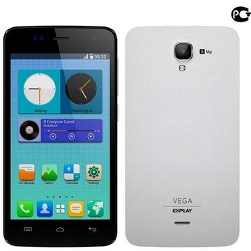 Explay Vega White