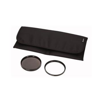 Фильтр Sony VF-72CPK (комплект из поляризацонного и защитного, 72mm)