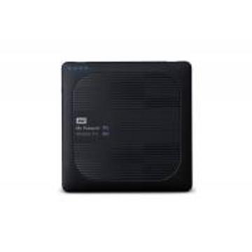 "Внешний жесткий диск 2Тб Western Digital My Passport Wireless Black (2.5"", USB3.0)"