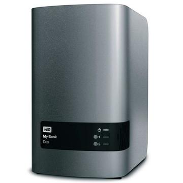 """Внешний жесткий диск 6 ТБ Western Digital My Book Duo (3.5"""", USB 3.0)"""