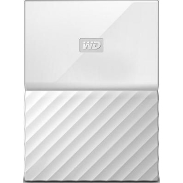 "Внешний жесткий диск 3 Тб Western Digital My Passport EXT White (2.5"", USB2.0/3.0)"