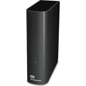 """Внешний жесткий диск 4 тб Western Digital My Elements Desktop Black (3.5"""", USB3.0)"""