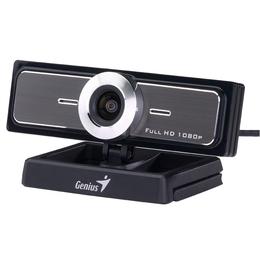 Genius WideCam F100 (HD1080p, USB2.0, встроенный микрофон, угол обзора 120)